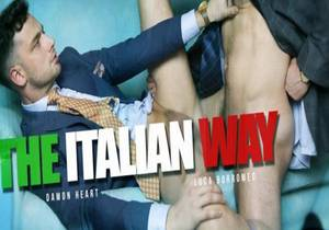 video The Italian Way – Damon Heart & Luca Borromeo