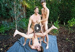 video Get Your Dick Outta My Son – Part 3 – Bruce Beckham, Michael DelRay, Zander Lane