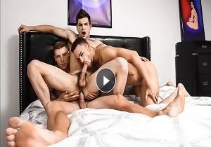 video Men Bang Part 3 – Beaux Banks, Johnny Rapid