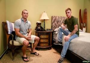 video Marc Montana & Ryan Jordan (Bareback)