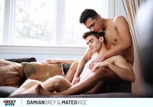 video Mateo Vice & Damian Grey RAW (Bareback)