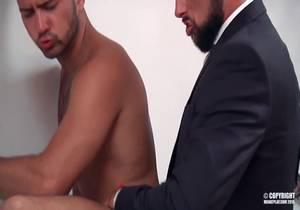 MenAtPlay – White Lie – Massimo Piano & Robbie Rojo