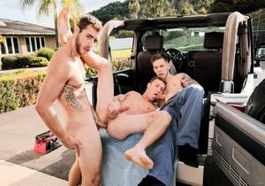 video Greasy Tune Up – Carter Woods, Justin Matthews & Steve Rickz