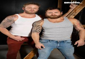 video Riley Mitchel, Shawn Reeve – Waiting on Dick (Bareback)