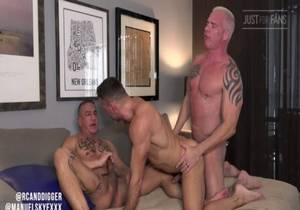 video Ryan Carter & Digger and Manuel Skye (Bareback)