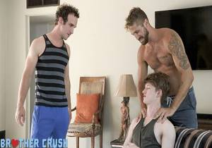 video Sleep Massage – Wesley Wood, Greg McKeon & Felix Maze (Bareback)