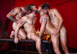 video The Night Riders : Woody Fox, Sean Duran, Riley Mitchel, Dante Colle