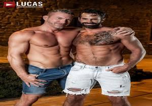 video Tomas Brand And Dani Robles' Ass-Pounding Evening (Bareback)