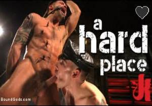 video A Hard Place: Casey Everett Tormented And Fucked In Full Suspension