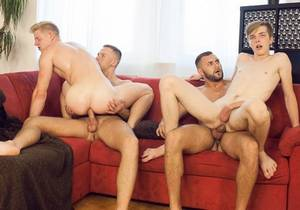 Video Wank Party #112, Part 2 RAW – Gerasim Spartak, Martin Hovor, Peto Mohac, Tony Milak