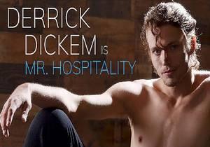 video DERRICK DICKEM IS MR. HOSPITALITY