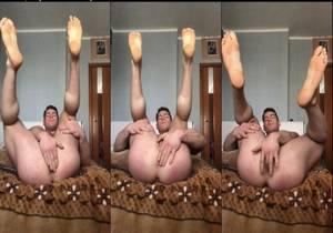 video Hot Russian Bodybuilder Ilya – Butt show
