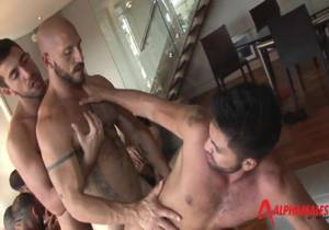 AlphaMales – Aitor Crash, Dominic Pacifico And Damian Boss