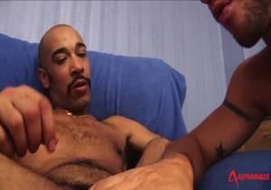 AlphaMales – Mixed Race Butt Fuck – Aitor Crash And Mario Delazarius
