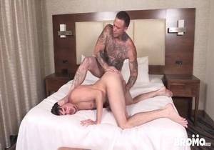 Bromo – He Likes It Rough & Raw Volume 2 Part 2 – Gage Unkut & Jack Hunter