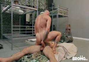Bromo – Ricky Larkin & Sean Duran – Barracks Buddies