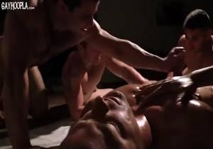 GayHoopla – Edge of Desire part 5 Cole Money, Phillip Andarko, Max Summerfield