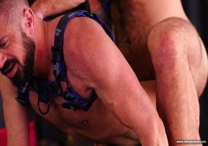 HairyAndRaw – Parker Logan and Marco Napoli – Incredible