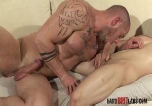 HardBritLads – Harley Everett And Jack Jefferson