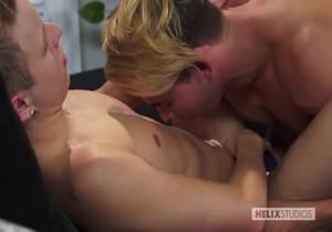 Helix – Lap Dance Lay – Noah White & Josh Brady