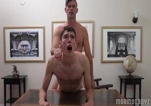 Mormon Boyz – Elder Oaks – The Calling (with President Oaks)