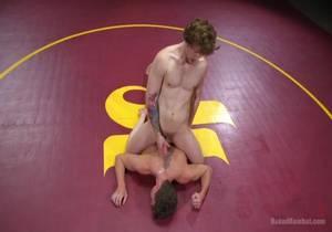NakedKombat – JJ Knight vs Scotty Zee – Total Humiliation