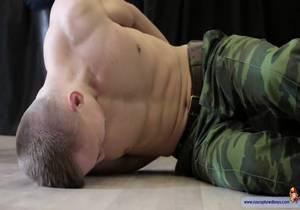 RusCapturedBoys – Soldier Misha. Part I