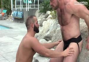 TitanMen – Muscle Daddies – Liam Knox & Luke Adams
