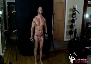 AmericanMuscleHunks – Zack Daniels