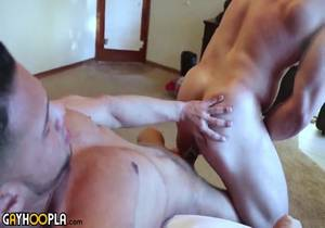 Body Builder Buck gets Butt Fucked by Latino Stud Gay