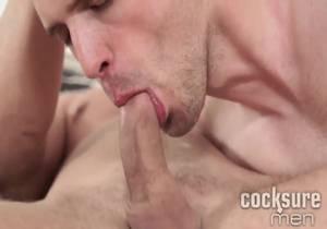 CockSureMen – Erik Spector and Oscar Kovak Bareback