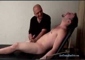 Corey Edged and Tickled