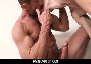 Horny Muscle Mature Fucks His Stepguy, Free Gay HD Porn f7