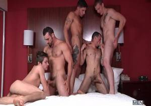 There's Something About Johnny Part 5 – Jake Jammer & Jaxton Wheeler & Johnny Forza & Johnny Rapid & Ty Roderick