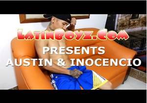 Gay Latino Porn Bareback Austin And Inocencio