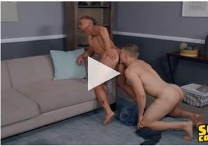 Kieran & Jayce flip fuck bareback