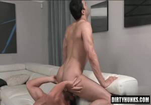 Some muscle hunks knock it out some hardcore gay barebacking buttocks unprotected do session
