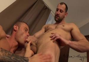 Wank Party #105 Part 1 RAW – Hugo Antonin, Leo Lombar, Pavel Sora, Roman Baren