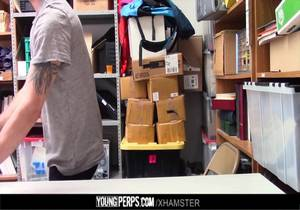Youngperps – Guard Punishes Shoplifter, Free Gay HD Porn 63