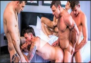 Seeded Man Whores – Benjamin Gomez, Braxton Boyd, Dakota Payne, Jeffrey Lloyd, Jesse Santana & Max Arion