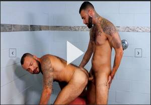 Hairy Fuckers – Rikk York & Julian Torres