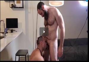 Hairy Men at Play – Jaxx Thanatos & M-G-E