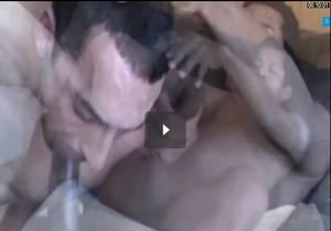 Leon Vs. Cuban Fuck Power (Alex)[Bareback]