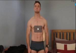 Fit Young PT Matteo Romano Enjoys a Man Massage
