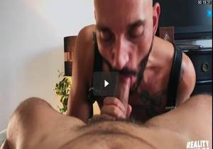 Slut Swallows The Bearded Hunks Load – Philip Logan & J.P Philips