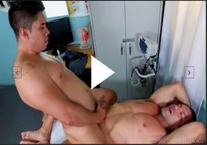 Cock Exam – Alexander Garrett & Adrian Suarez