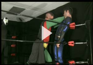 Muscle Domination Wrestling – S10E08 – Super Men Season 3 Episode 3
