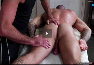 Clay Towers, Sean Duran – Massaged Hard