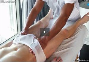 BBC Massage – Troy Thomas & Jake Karhoff