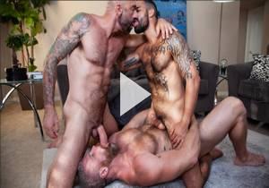 Loaded Give It To Me Raw! – Drew Sebastian, Cain Marko & Edji Da Silva
